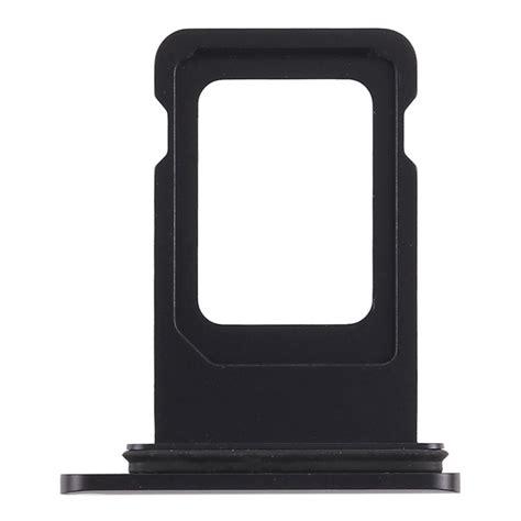 sim card tray for iphone xr single sim card black alexnld