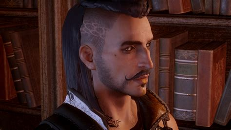 dragon age inquisition hairstyles dorian post trespasser hairstyle at dragon age