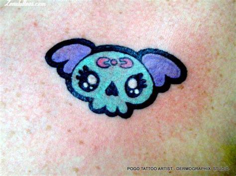 fotos de calaveras kawaii tatuaje de kawaii calaveras
