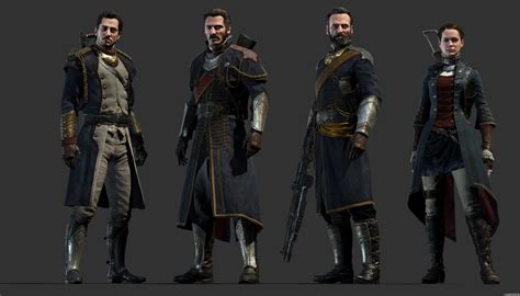 order stylosj new gameplay screenshots of the order 1886 neogaf