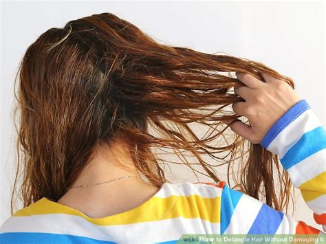 13 Hair Damaging Practices by How To Detangle Hair Without Damaging It 15 Steps With