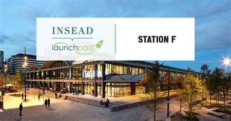 Mba Strategy Insead by Launchpad Insead