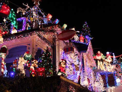 best christmas lights ever slide show best lights santa ca patch