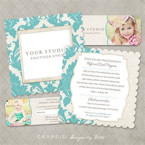 Millers Rep Card Templates by Millers Lab Luxe Rep Card Referral Templates For