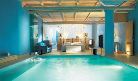swimming pool inside bedroom awesome spotting houses with indoor pools the luxury spot