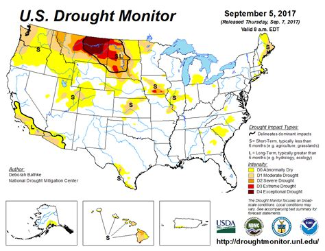 us weather drought map united states drought monitor gt home