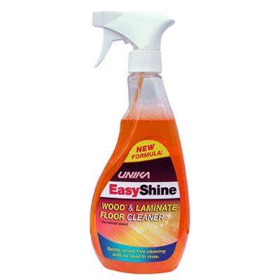 unika easy shine wood and laminate floor cleaner