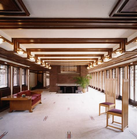 frank lloyd wright interiors frederick c robie house 183 sites 183 open house chicago