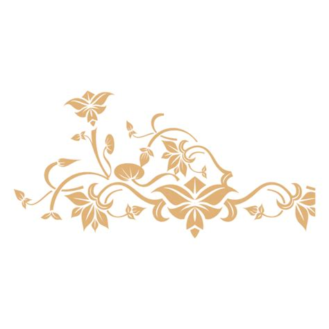 floral pattern vector background png the gallery for gt fancy divider line