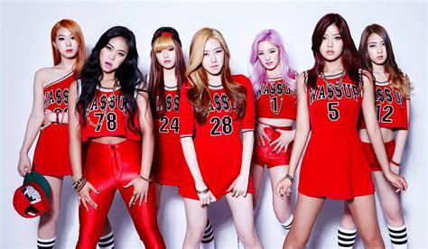 imagenes coreanas kpop top 25 k pop song chart for january 2015 week 1