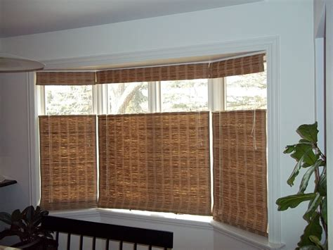 Modern Bay Window Curtains Decorating Living Room Window Treatments Ideas For Bay Windows In Modern Contemporary Home Living Room