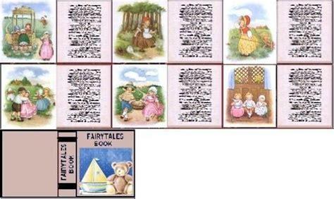 printable book images miniature printable books mini books children