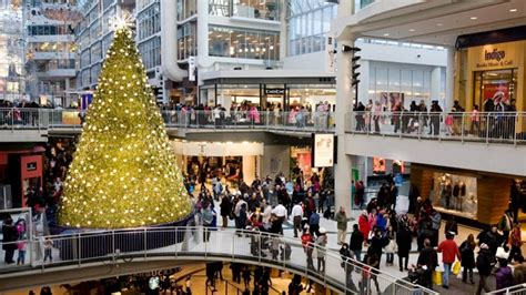 Fairview Mall Floor Plan shoppers to spend more this holiday study suggests cp24 com