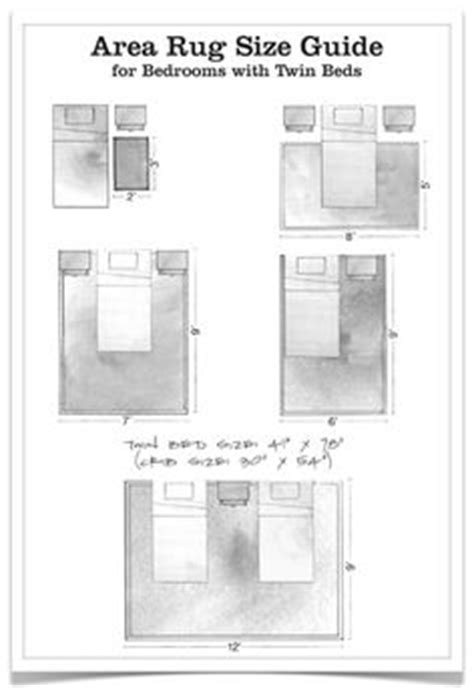 Bedroom Rug Layout 1000 Images About Bed Sizes And Other Bedroom Design