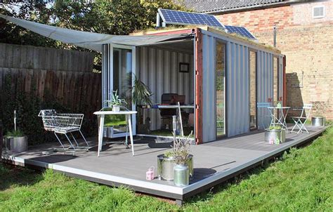 Greenhouse Shed Designs shipping container homes and extensions lion containers ltd
