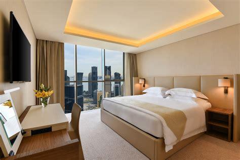 hotel voco doha west bay suites  open