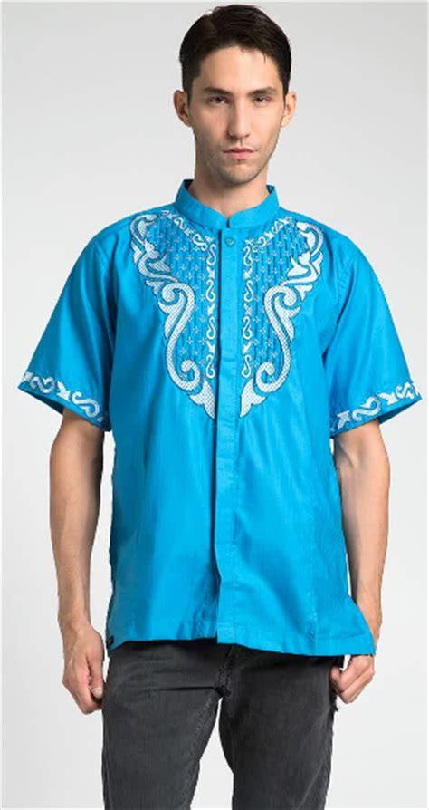 Esw Baju Koko Model Terbaru Baju Koko Dewasa Bordir Modern Terbaru R 13 32 model baju muslim koko pria terbaru 2018 harga murah