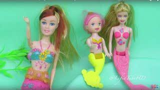 mainan boneka putri duyung mermaid sirena vogue set doll princess doll