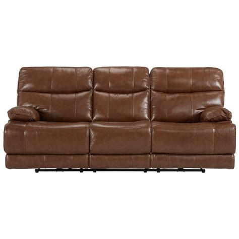 medium brown leather sofa city furniture liam medium brown leather vinyl