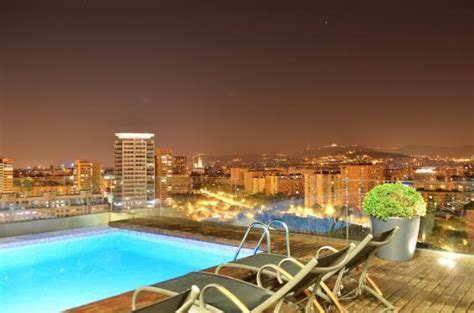 ac hotel barcelona rooftop swimming pool picture of ac hotel barcelona forum by marriott barcelona tripadvisor