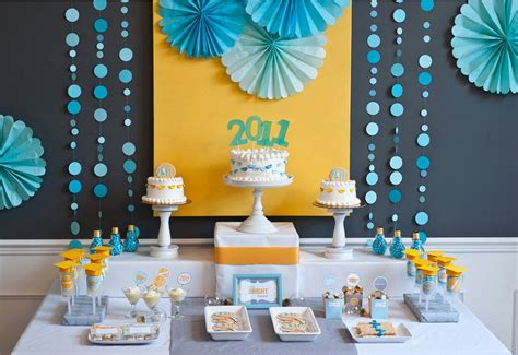 Graduation Party Table Decorations Graduation Party Ideas Quot A Bright Future Quot Guest Feature