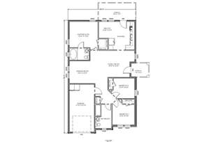 Tiny Home Floor Plan Small House Plans