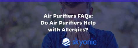 air purifiers faqs  air purifiers   allergies