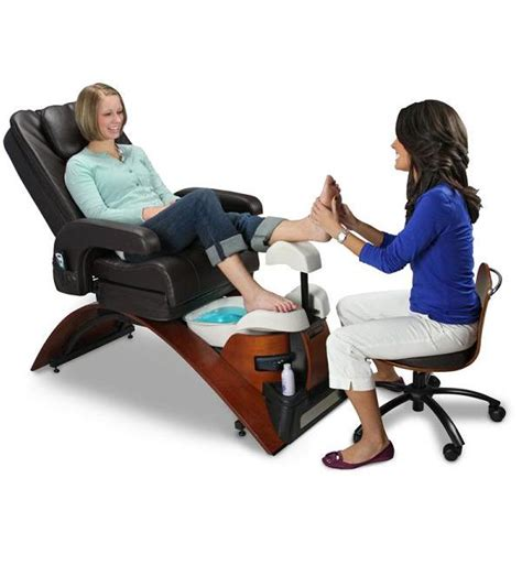 Pedicure Chair by Simplicity Pedicure Chair From Continuum Footspas