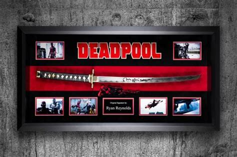marvel film memorabilia signed marvel movie memorabilia