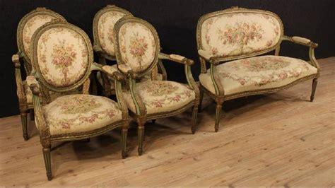 divano luigi xvi divano francese in stile luigi xvi xx secolo