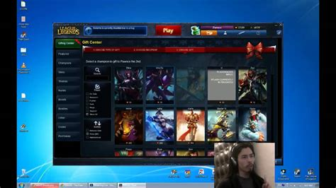 spotlight on decoraport an online store loaded with league of legends gifting center spotlight new lol store