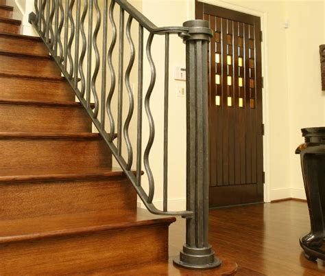 Interior Balusters by Handrails For Stairs Interior The Best Inspiration For