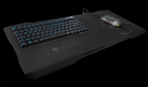 designed for comfort roccat s sova is a lapboard designed for comfort the