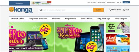 shop online nigeria fashion phone electronics list of top 20 most visited websites in nigeria and top