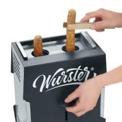 Toaster Grill Wurster Severin