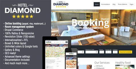 theme drupal hotel hotel diamond drupal hotel booking theme by inspiromedia