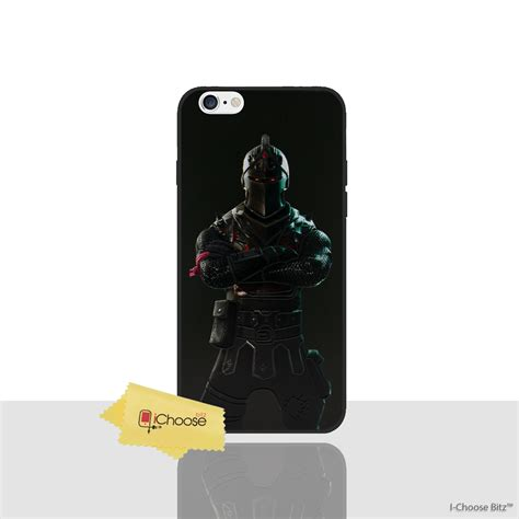 fortnite cover for apple iphone 6 6s screen protector black ebay