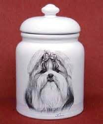 shih tzu cookie jar 34 best images about shih tzu whimsy on jewelry daily photo and shih tzus