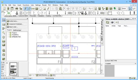 pc schematic automation