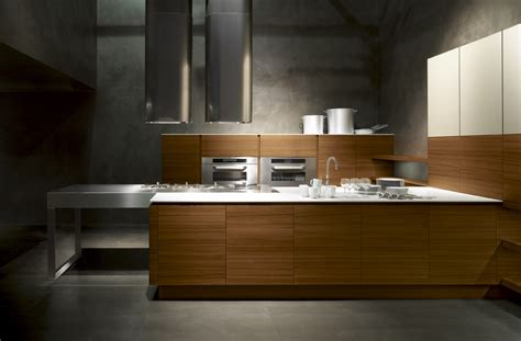 cuisines italiennes design cuisine en image cuisine mod 232 le yara en bois mat et aspect sci 233 cuisine