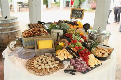 Wedding Reception Foods Ideas by Cheap Wedding Reception Food