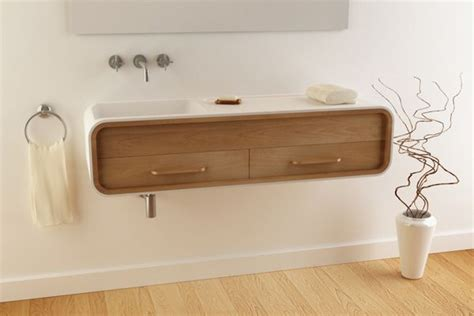 Corian And Wood 33 Best Ideas About Basins On Vanity Units