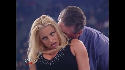 trish stratus contract wwe trish stratus and vince mcmahon sexy hot love story