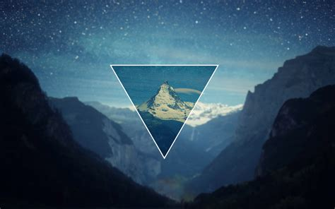 49 hd free triangle backgrounds polyscape landscape triangle wallpapers hd desktop and