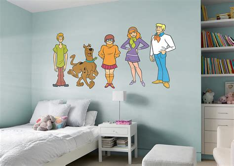scooby doo collection wall decal shop fathead 174 for