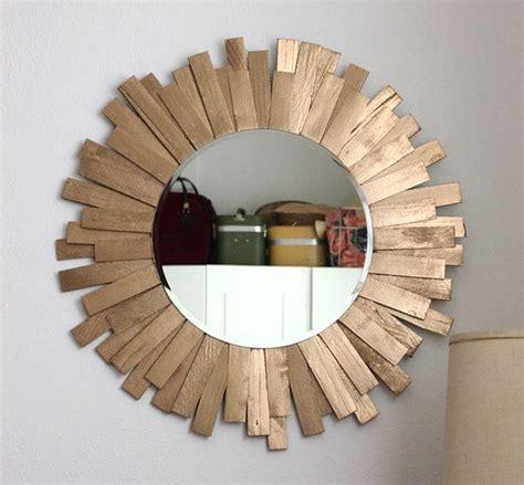 cornice specchio fai da te regali fai da te 50 idee regalo con tutorial