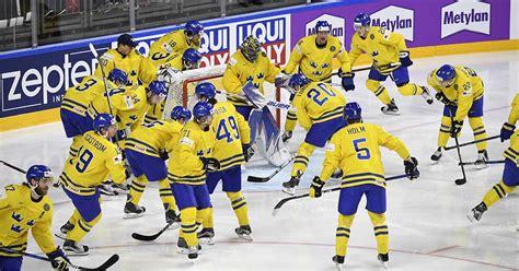 hockey vm 2018 tv tider spelschema och resultat
