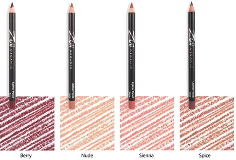 Lip Liner Shop zuii organic certified organic flora lip liner pencil