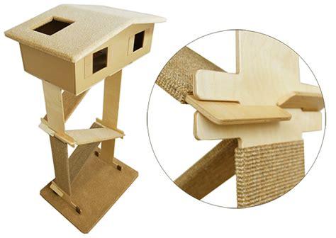 unique cat furniture introducing catroom unique cat furniture from poland