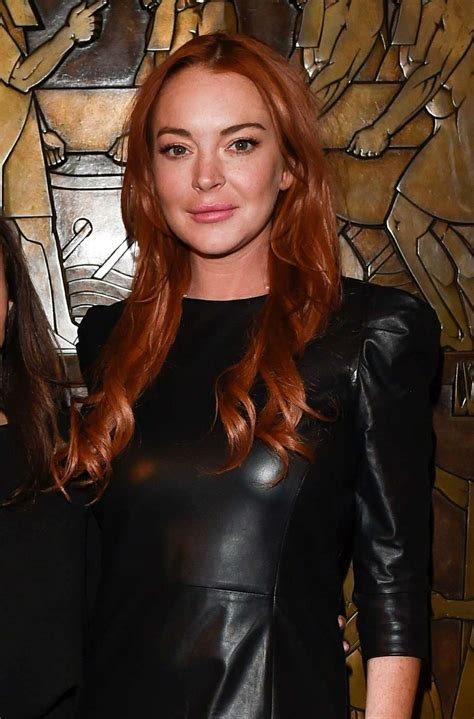 Lindsay Just So Damn Alluring by Lindsay Lohan Zeynep S Fashion Show 2018 In